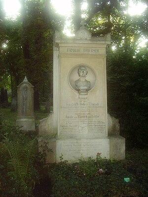 Friedrich Thiersch - Grave.