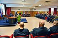 "Graduation Ceremony ""14th Protection of Civilians Course"" at Center of Excellence for Stability Police Units (CoESPU) Vicenza, Italy 170221-A-JM436-158.jpg"