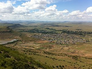 Wepener Place in Free State, South Africa
