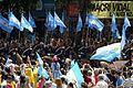 Granaderos a Caballo en la Avenida de Mayo.jpg