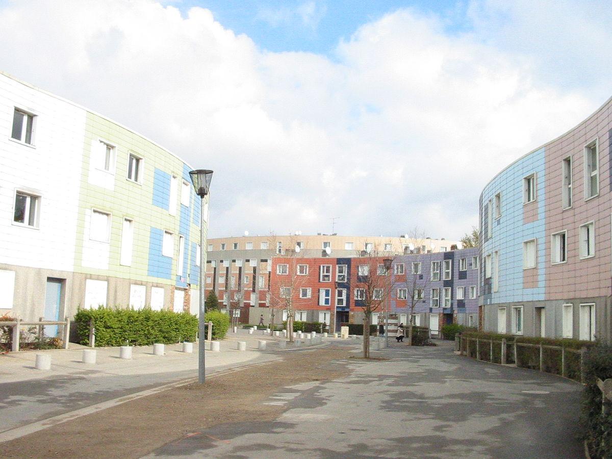 Essonne Habitat La Ville Du Bois