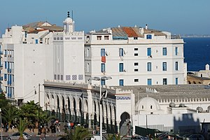 Djamaâ el Kebir - Great Mosque of Algiers Djama'a al-Kebir