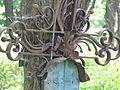 Grave crosses in Brahin - Zagorodskoje cemetery 1 - br 1900 AD.JPG