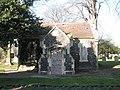 Grave watchers Hut - geograph.org.uk - 698765.jpg