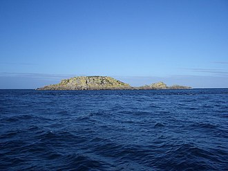 Eastern Isles - Great Ganinick and Little Ganinick