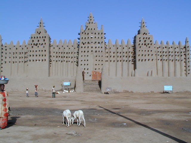 Great Mosque of Djenné 3