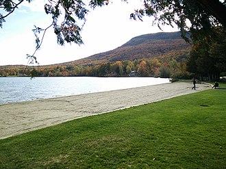 Green River Reservoir State Park (Vermont) - Image: Green River Reservoir State Park
