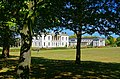 Greenwich Park - View North on Queen's House 1617 Inigo Jones.jpg