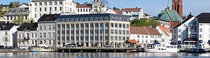 GRID-Arendal - Photo of GRID-Arenal offices, Arendal, Norway