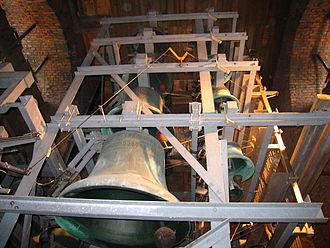 Grimbergen - Grimbergen carillon