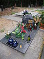 Grob Aleksandra Lewina-Grave of Aleksander Lewin.JPG