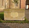Grundstein der Festung Germersheim - panoramio.jpg