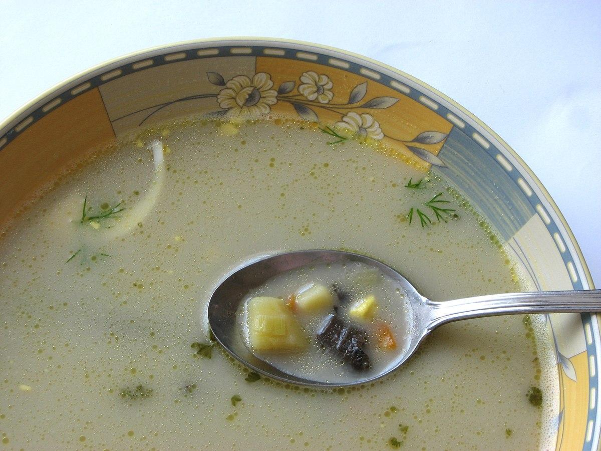 soup varieties Asian