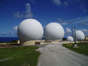 Tracking and Data Relay Satellite System - Guam Remote Ground Terminal