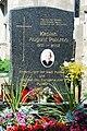 GuentherZ 2010-08-21 0035 Pulkau Friedhof Grab August Paterno.jpg