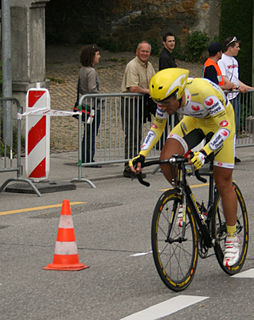 Guido Trentin road bicycle racer
