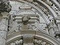 Guingamp (22) Basilique N.D. Portail occidental 08.JPG