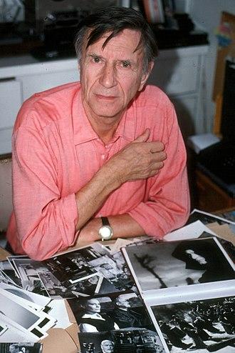 Gunnar Fischer - Gunnar Fischer in 1985.