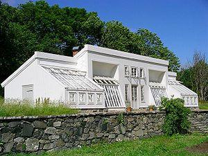 Gunnebo House - Image: Gunnebo slotts orangeri