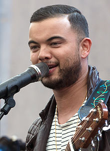 Guy Sebastian - the cool, enigmatic,  musician  with English, Portuguese, Sri Lankan,  roots in 2018