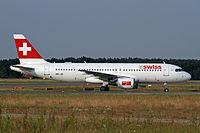 HB-IJE - A320 - Swiss