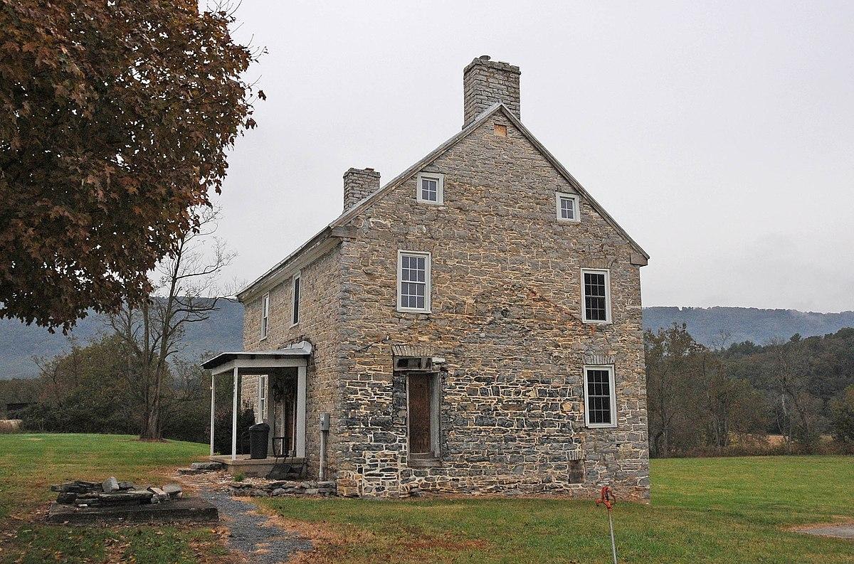 Heiston Strickler House Wikipedia