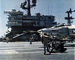 HH-3A HC-7 and VF-92 F-4J on USS America (CVA-66) 1970.jpg