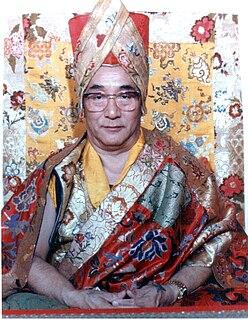 Jigdal Dagchen Sakya Tibetan philosopher
