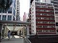 HK 灣仔 Wan Chai 春園街 Spring Garden Lane Wu Chung footbridge Queen's Road East September 2019 SSG 01.jpg