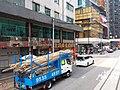 HK Tram tour view Sheung Wan 德輔道中 Des Voeux Road Central August 2018 SSG 18.jpg