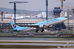 HL8001 - Korean Air Lines - Airbus A330-323 - ICN (18491784661).jpg