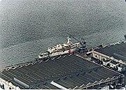 HMS Hecla 1982 Gibraltar