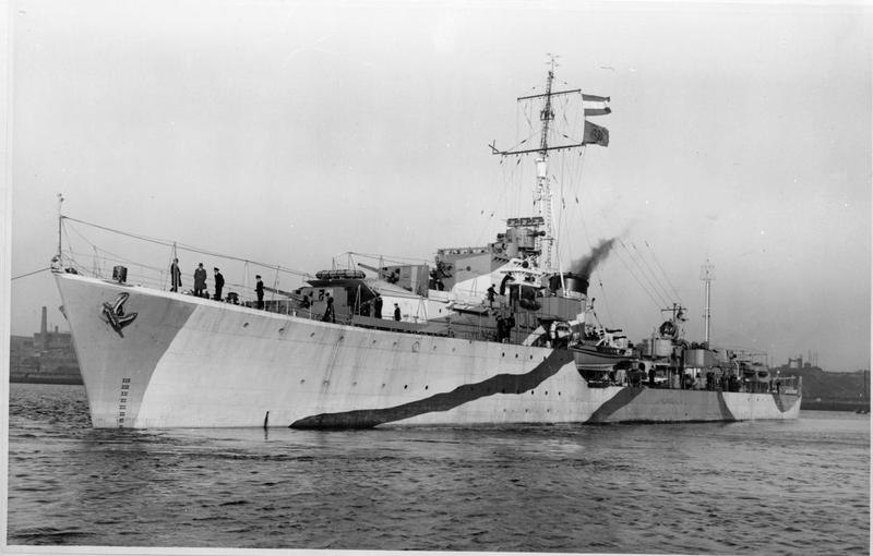 HMS Quilliam FL1378