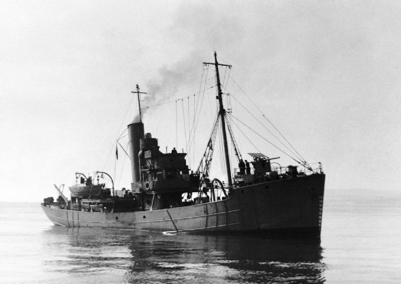 HMS Sir Galahad
