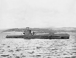 HMS Spiteful am 21. September 1943