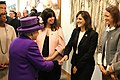 HM The Queen marks IMO Anniversary (40633434822).jpg
