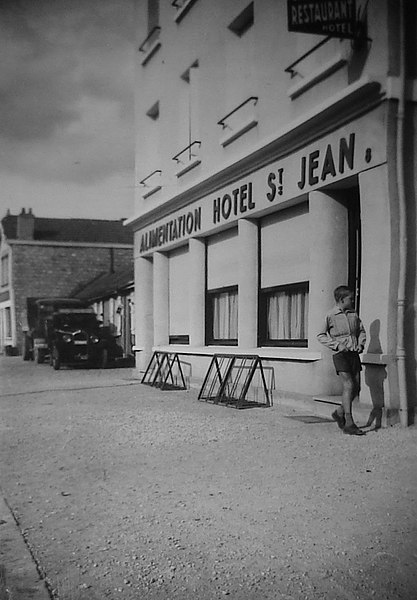 HOTEL ST JEAN  1952