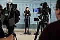 Hallituksen tiedotustilaisuus koronavirustilanteesta 20.3.2020. (49679101231).jpg