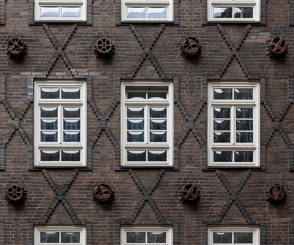 Hamburg, Kontorhausviertel, Sprinkenhof -- 2016 -- 3367