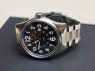 Hamilton Watch Company - Hamilton Khaki Field Officer H70615133