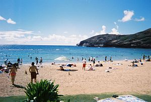 Hanauma Bay - Hanauma Bay Oahu Hawaii