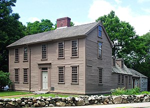 Hancock–Clarke House - The Hancock–Clarke House, Lexington, Massachusetts