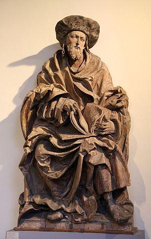 Hans Leinberger - Saint Judoc (1525)