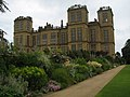 Hardwick Hall flower border - geograph.org.uk - 1503660.jpg