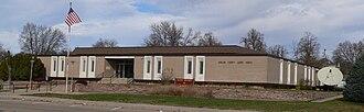 Harlan County, Nebraska - Image: Harlan County Courthouse (Nebraska) 5