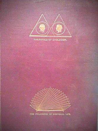 Florence Huntley - Harmonics of Evolution by Florence Huntley, 1897
