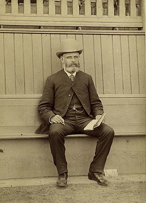 Seventh-inning stretch - Harry Wright, first to report the seventh-inning stretch in 1869--in the second inning