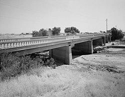 Zabytkowy most Hassayampa