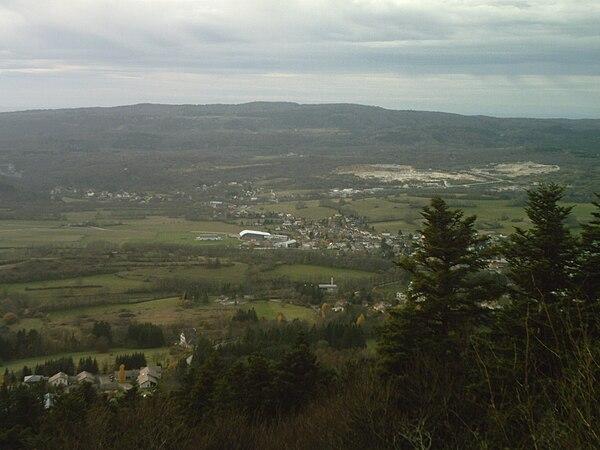 Photo de la ville Plateau d'Hauteville