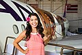 Hawaiian Airlines Disney Moana Airplane Auliʻi Cravalho (50799869172).jpg
